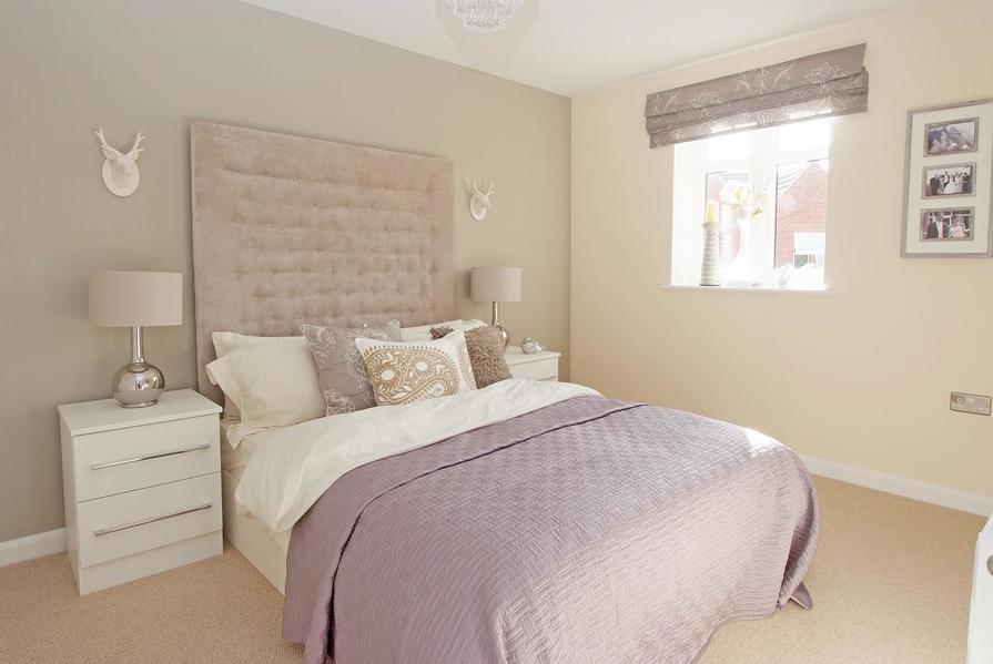 Nugent bedroom