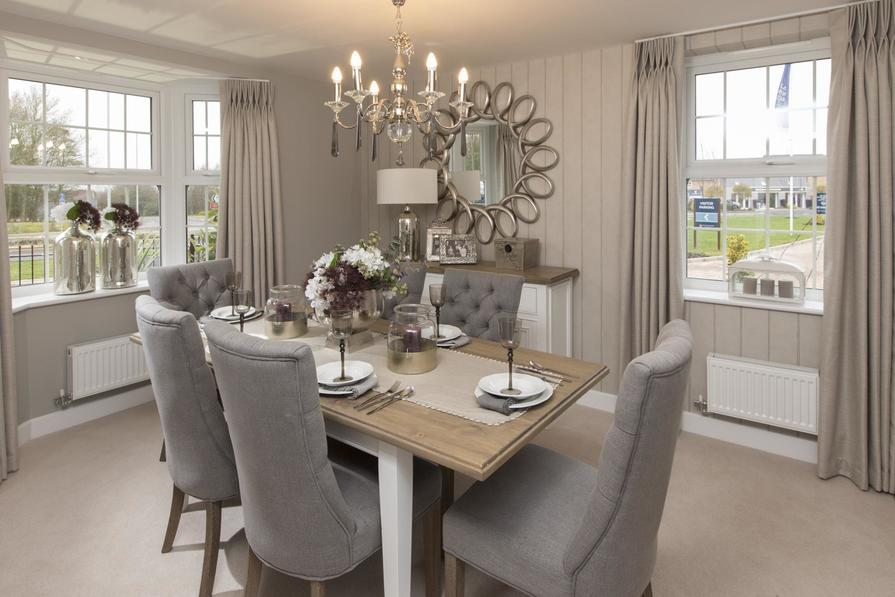 Earlswood dining room