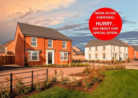 Drayton Meadows in Market Drayton