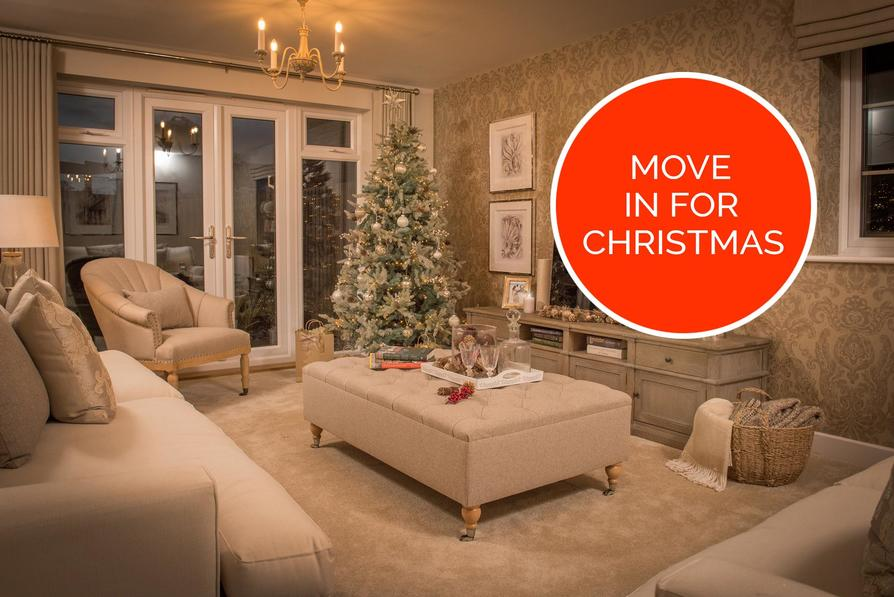 Move in for Christmas