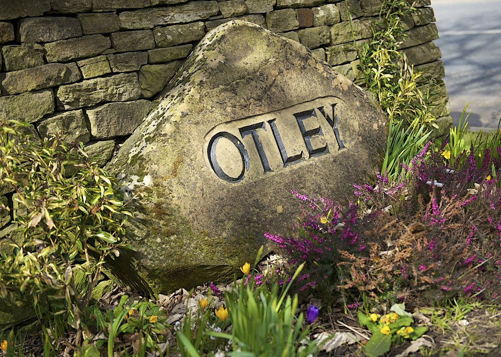 Otley town centre