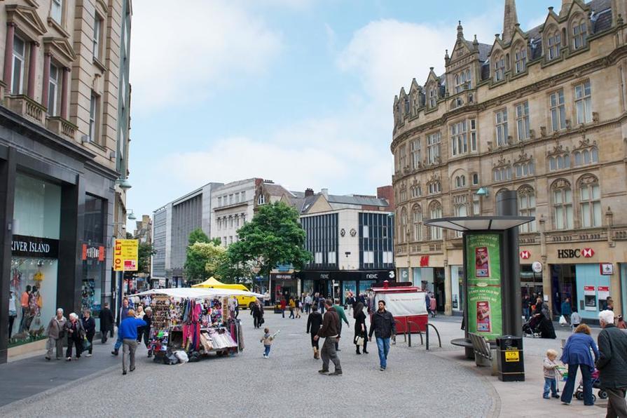 Sheffield local area