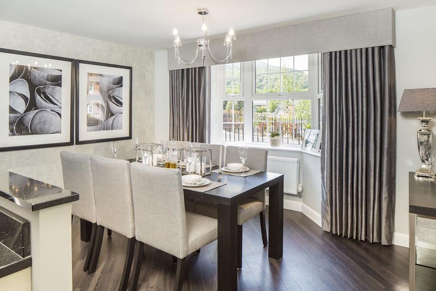 The Moorecroft 5 bedroom home