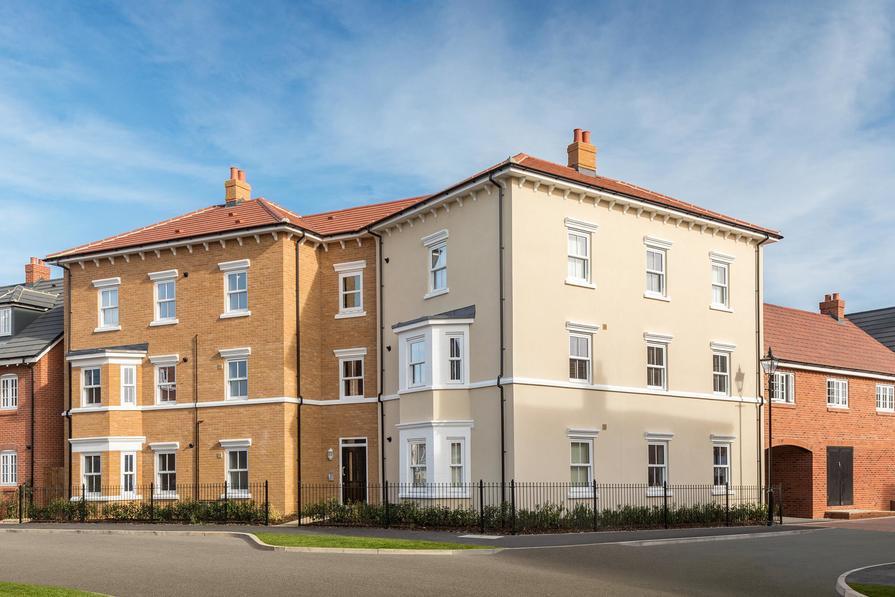 Bury Apartment