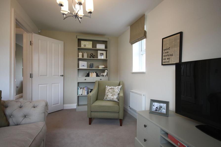 tunstall sitting room