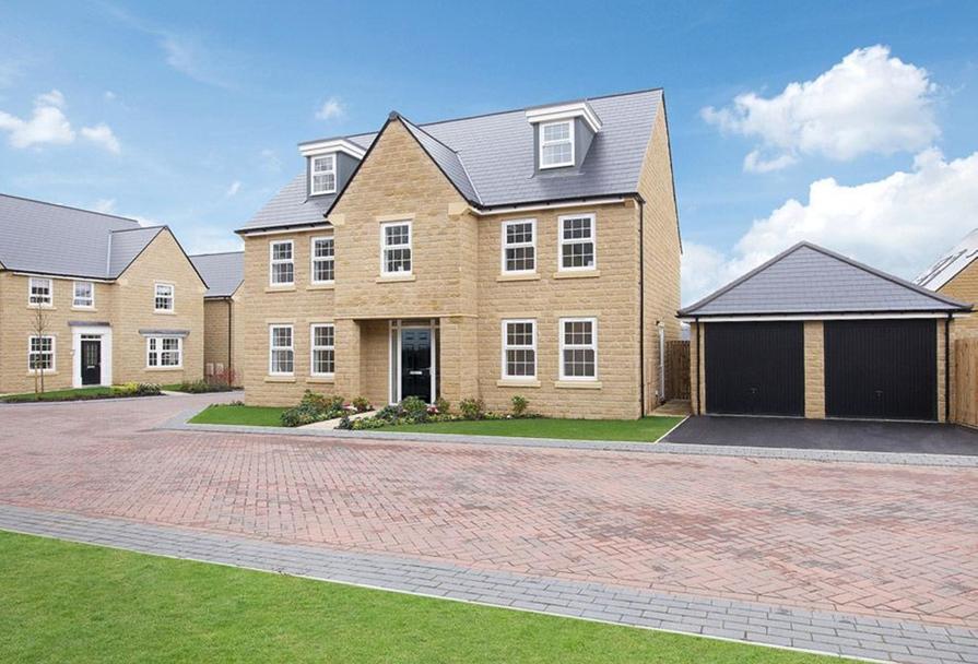 Lichfield home