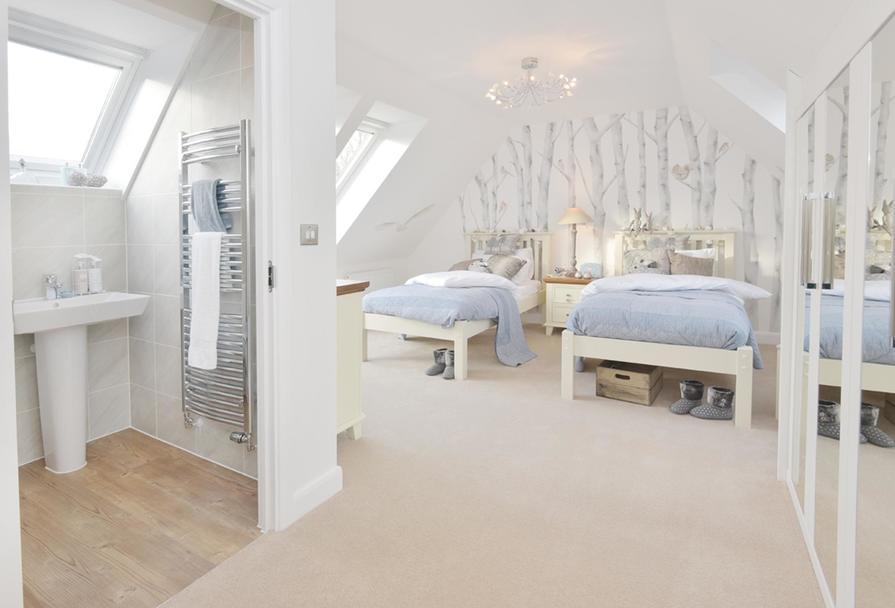Moorecroft Top Floor Bedroom