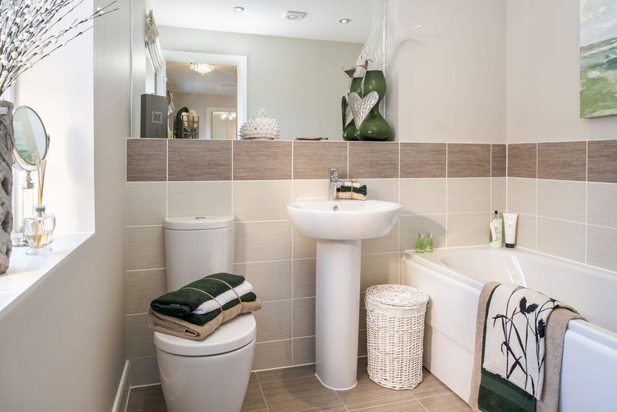 Cornell Bathroom