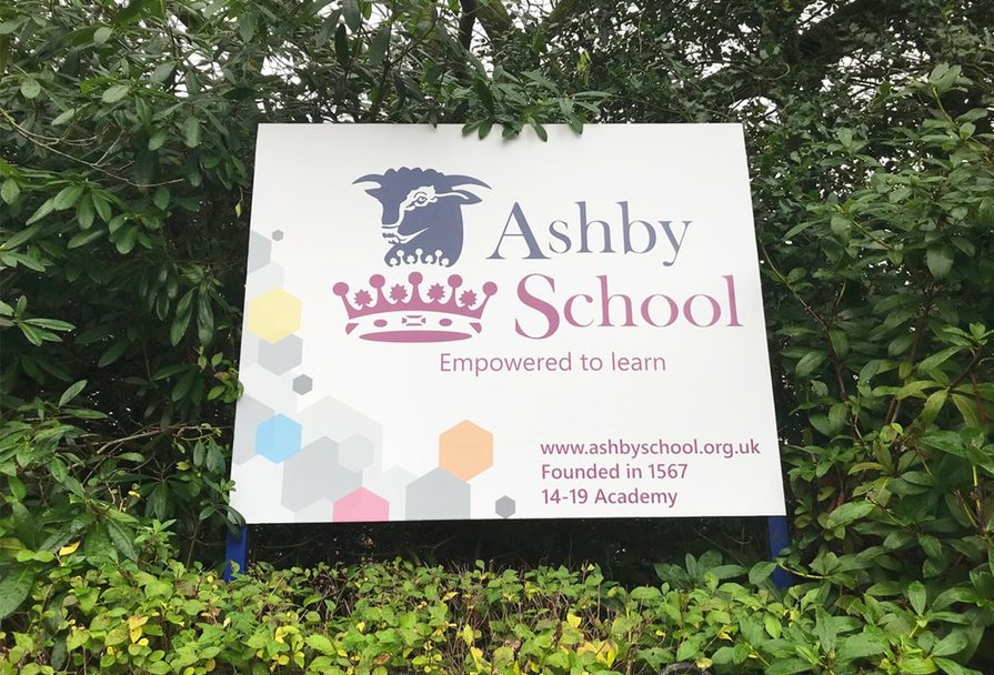 Outstanding Ofsted Rated Ashby School