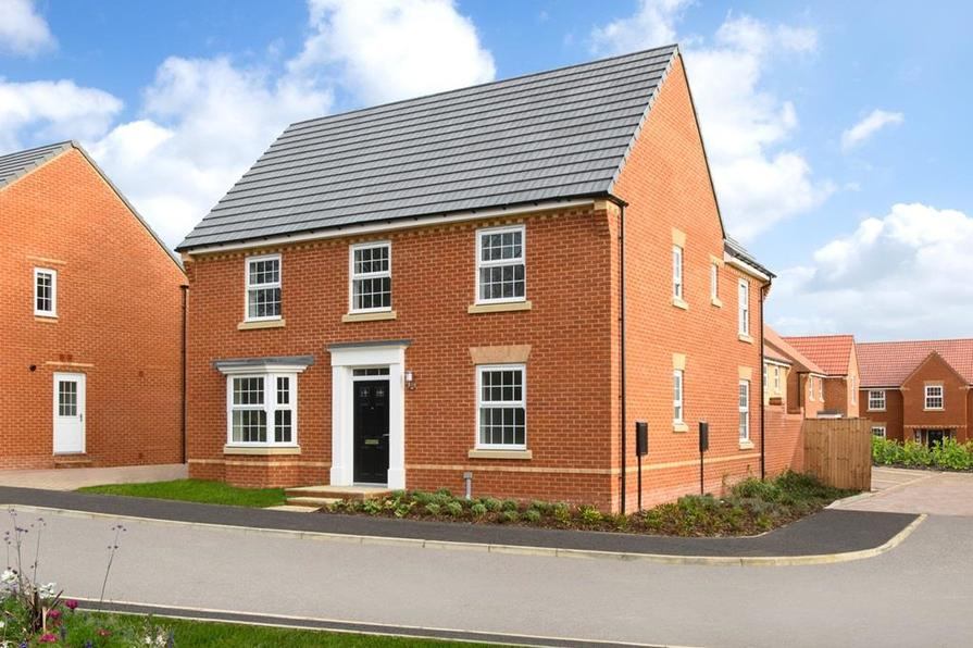 Find Homes At Heather Croft Built By David Wilson Homes Whathouse