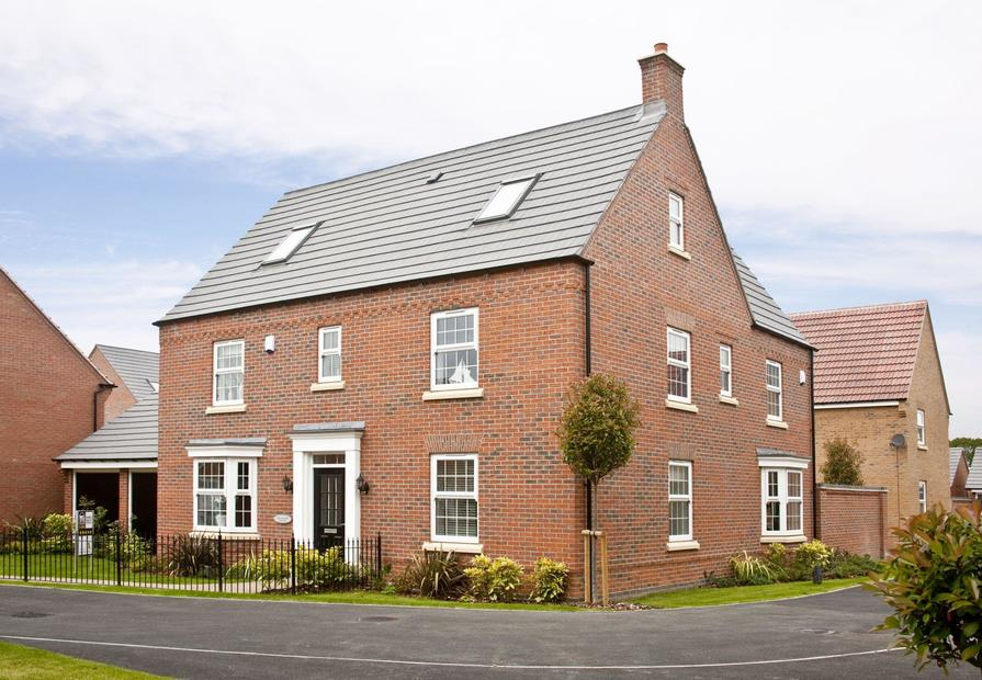 Five bedroom new build home for sale in Pinhoe Exeter Devon