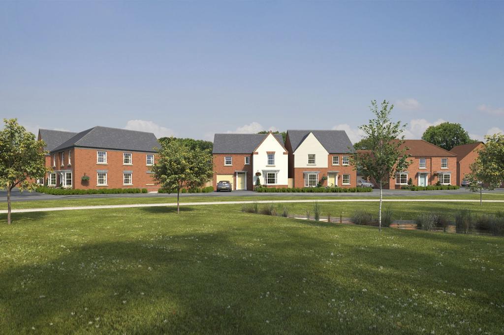 David Wilson Homes Hollygate Park Cotgrave