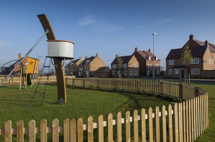 On site children`s play area