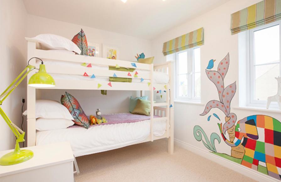 The wroxham bedroom