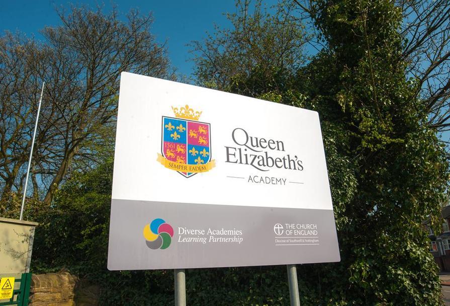 Queen Elizabeth`s Academy, Mansfield