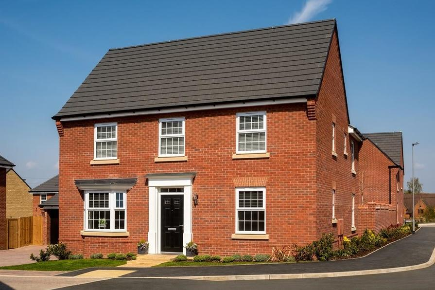 Find Homes At Lavendon Fields Built By David Wilson Homes Whathouse