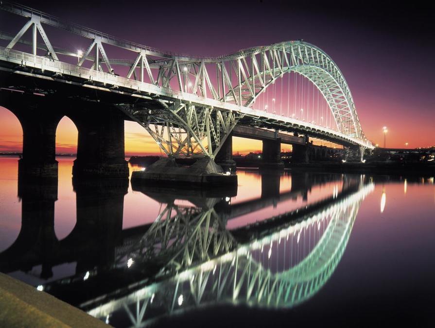 Runcorn Bridge