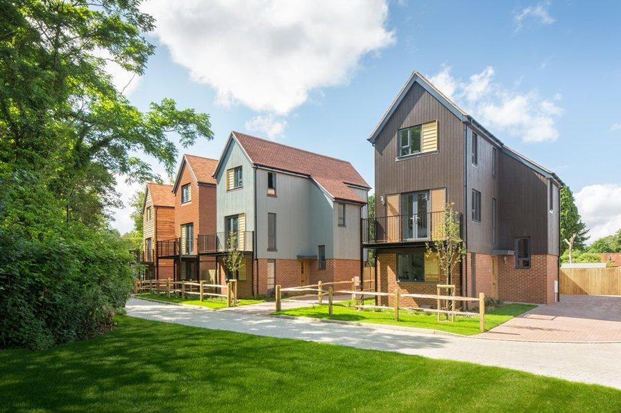 Custom build homes at Leithfield Park