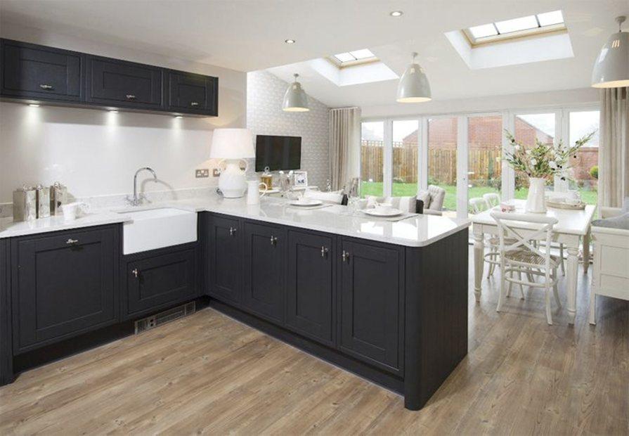 Blackthorne kitchen