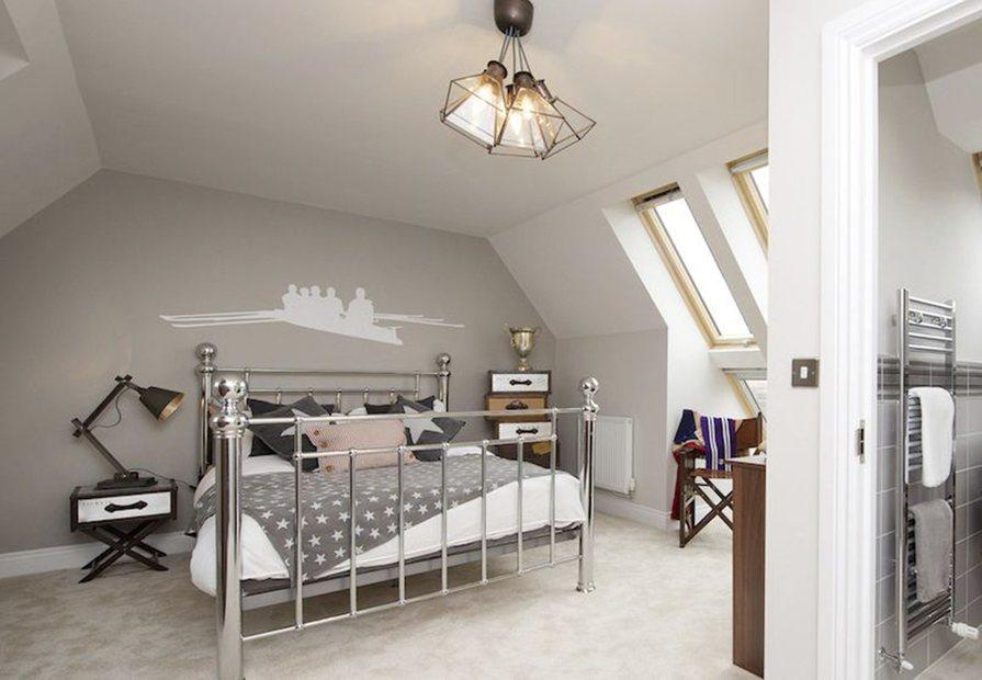 Blackthorne attic