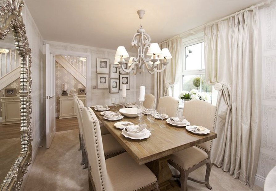 Blackthorne dining room