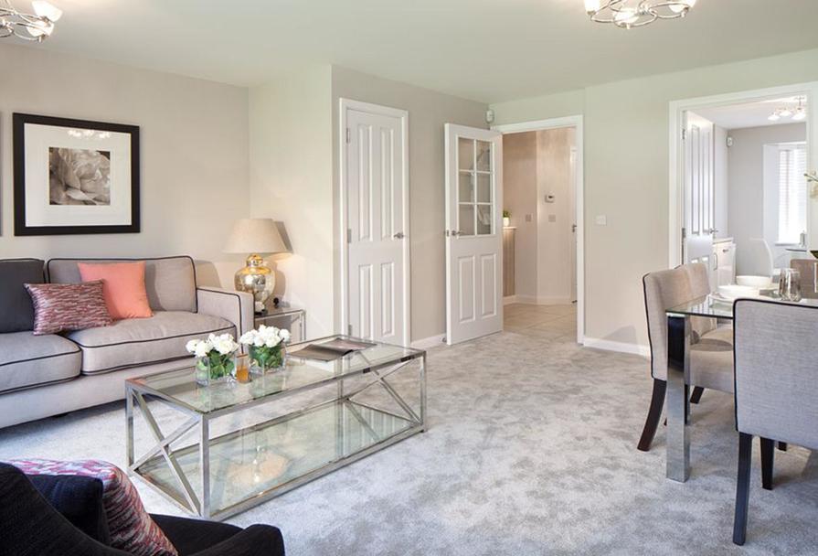 Oakfield living room