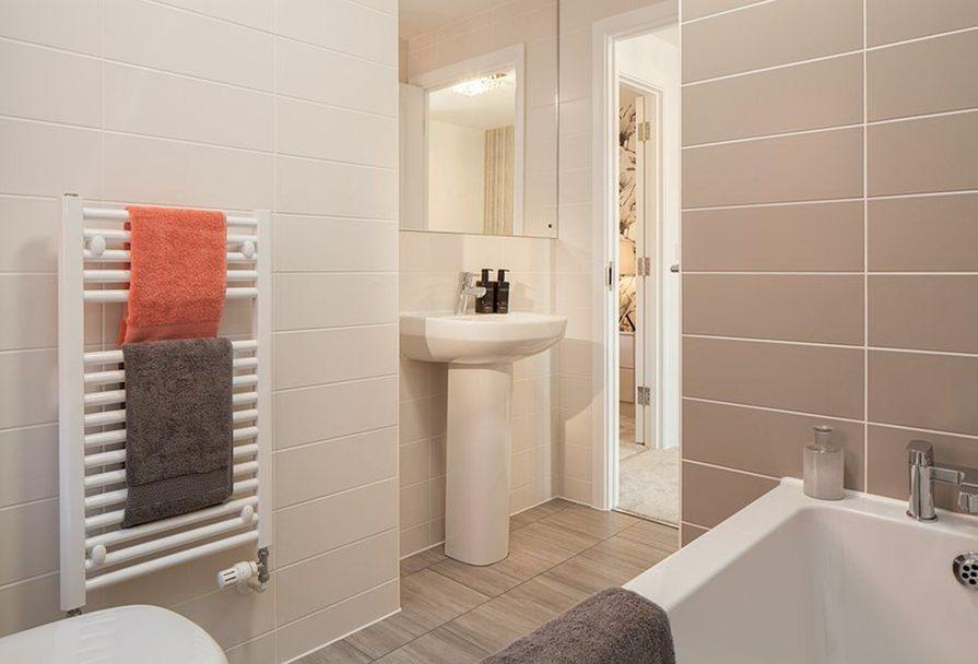 The Oakfield bathroom
