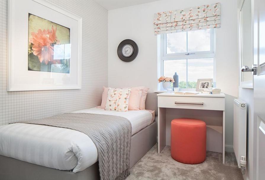 Oakfield single bedroom