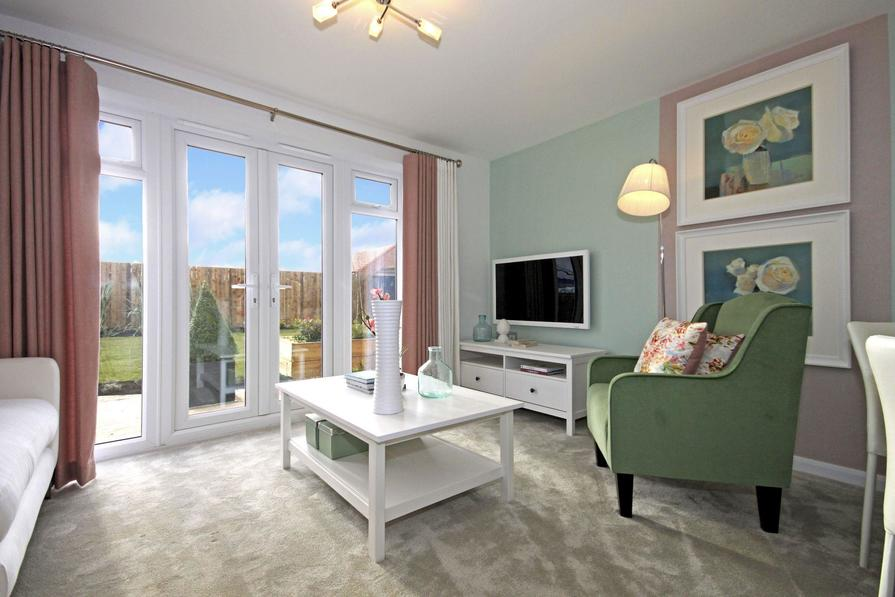 Winton living room