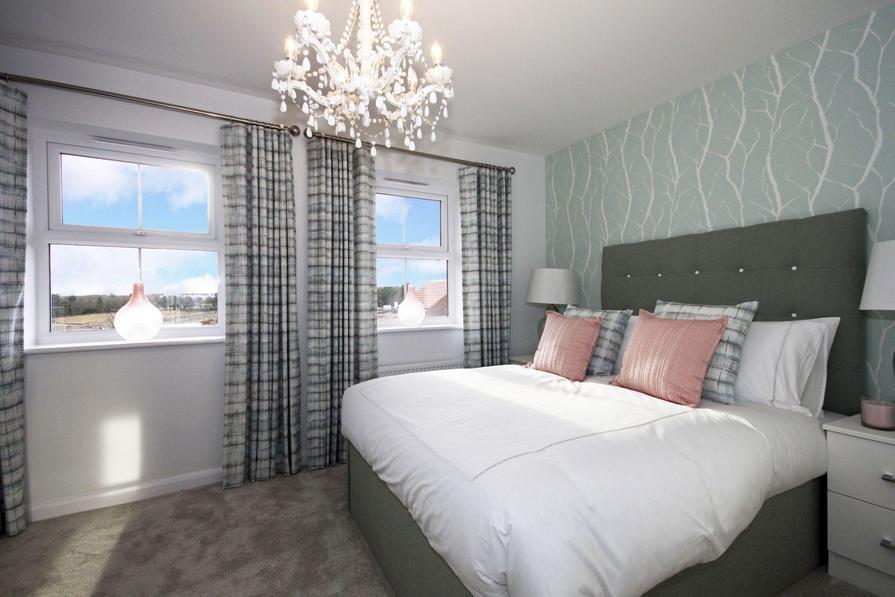 Winton bedroom