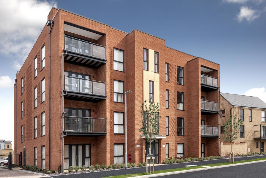 Apartments at New Mill Quarter