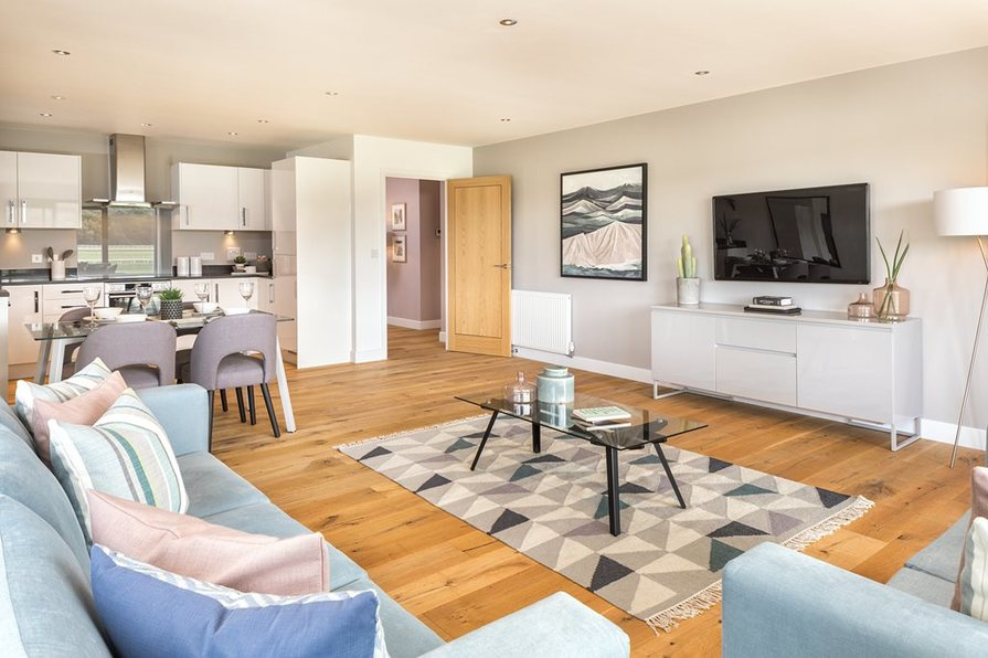 apartments at Newbury Racecourse