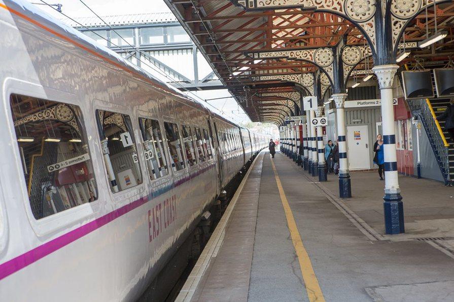 Grantham Train Station