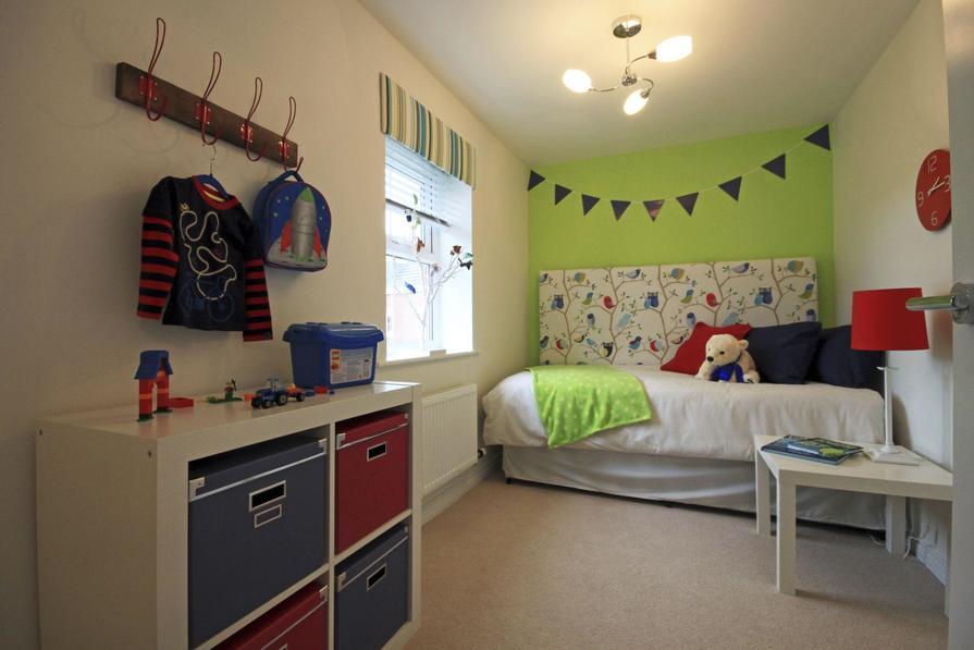The Fairway bedroom 3