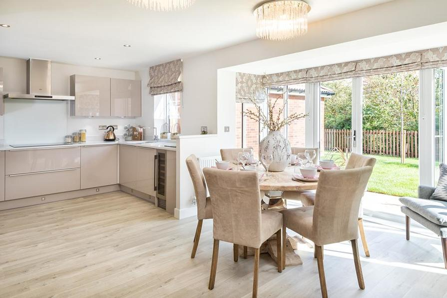 David Wilson Homes In Cirencester Gloucestershire