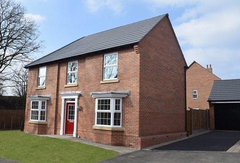 4 bedroom detached house for sale