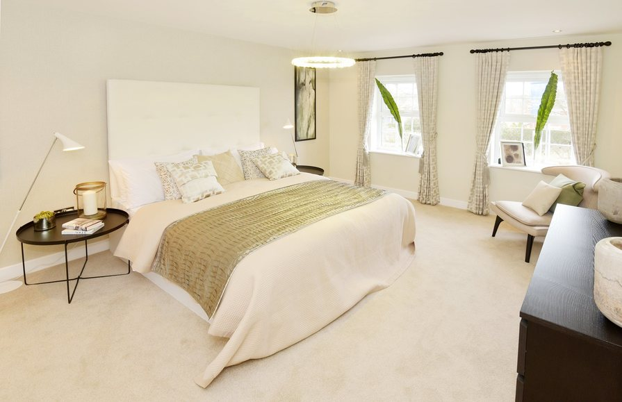 Buckingham Show Home - Master Bedroom