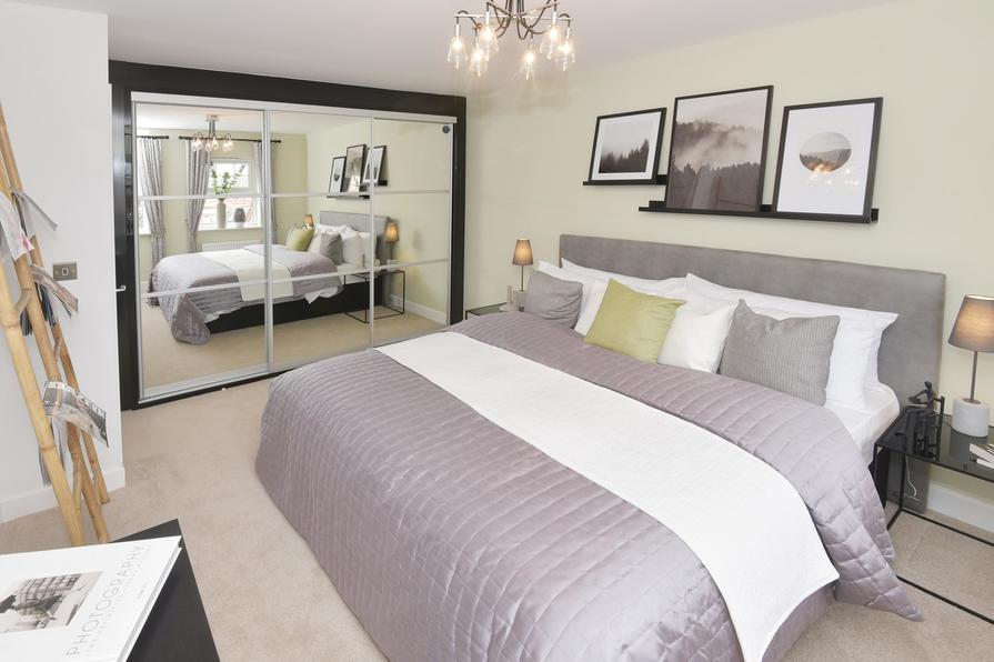 Buckingham Show Home - Bedroom
