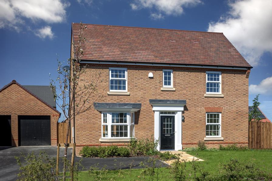The Cadleigh house type Preston Grange, Preston