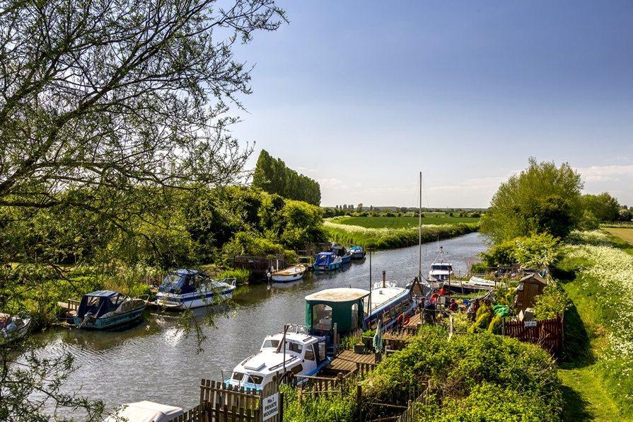 Local area amenities at Preston village