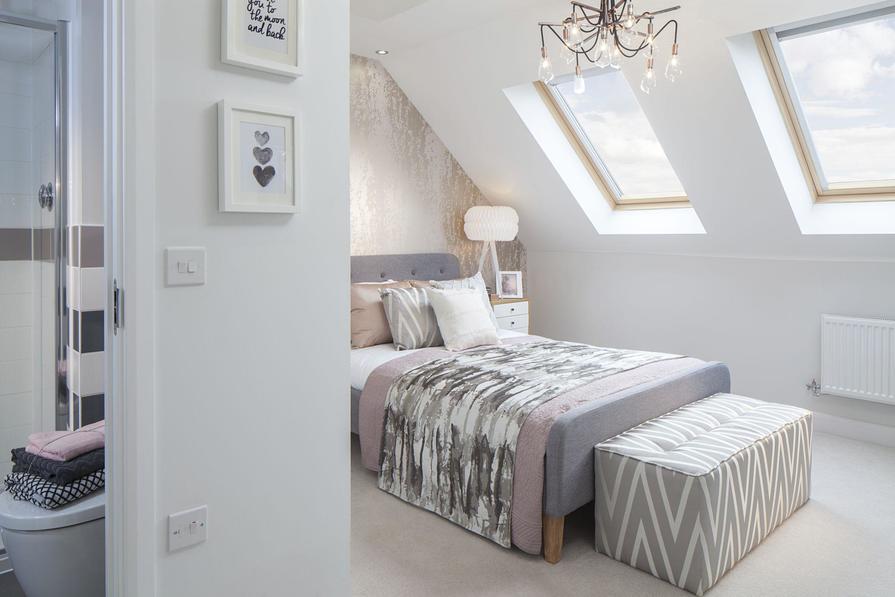 Kirkwood single bedroom
