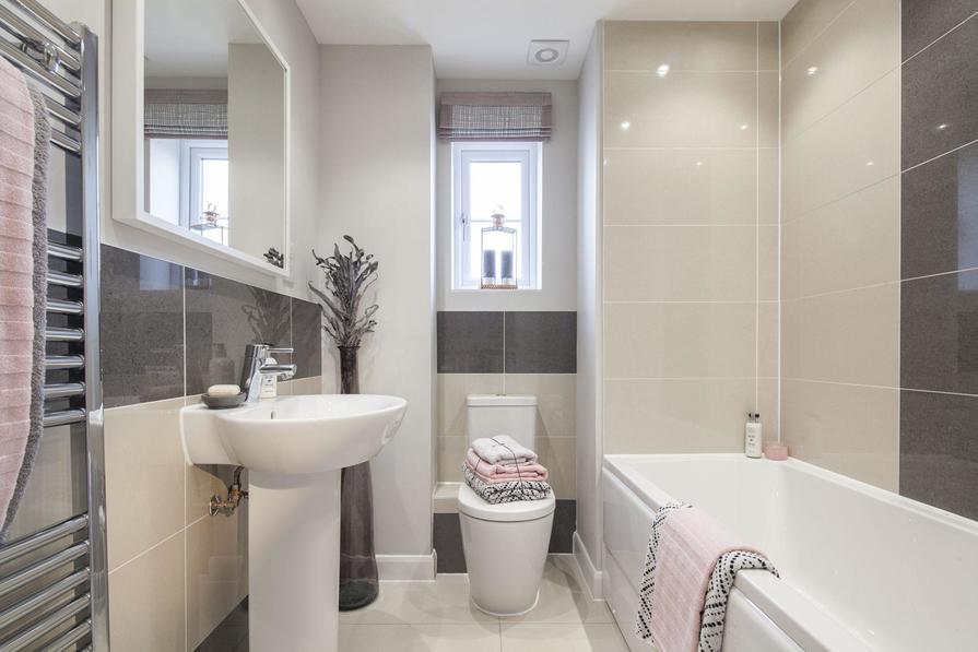 Kirkwood bathroom