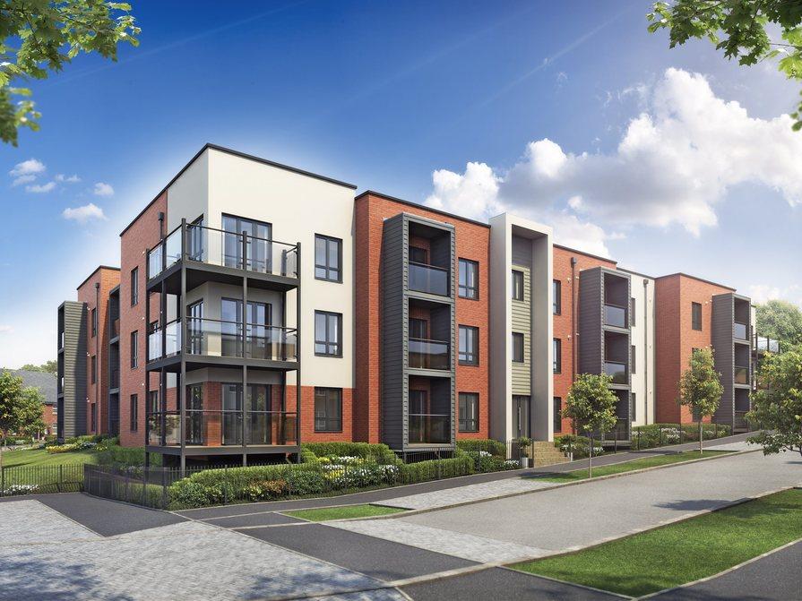 Roswood -The Rose apartment block