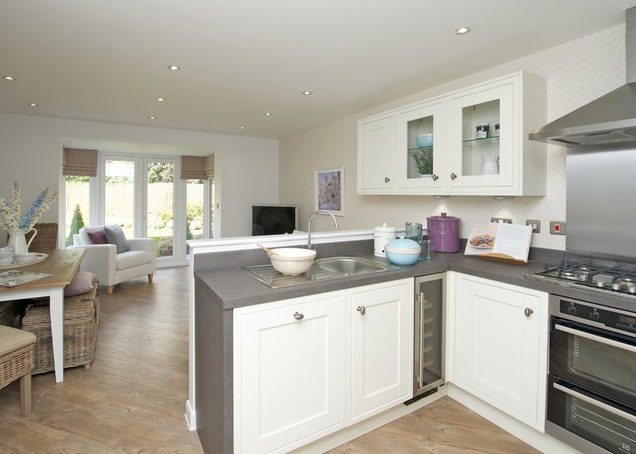 A 3 bedroom home for sale in Exeter Devon