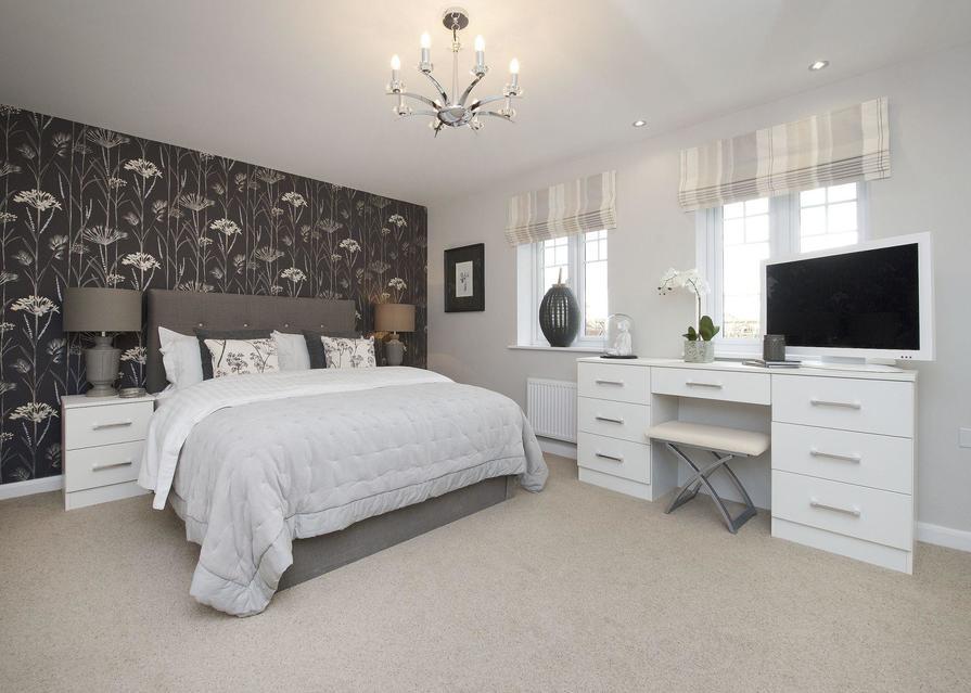 Houghton - Bedroom