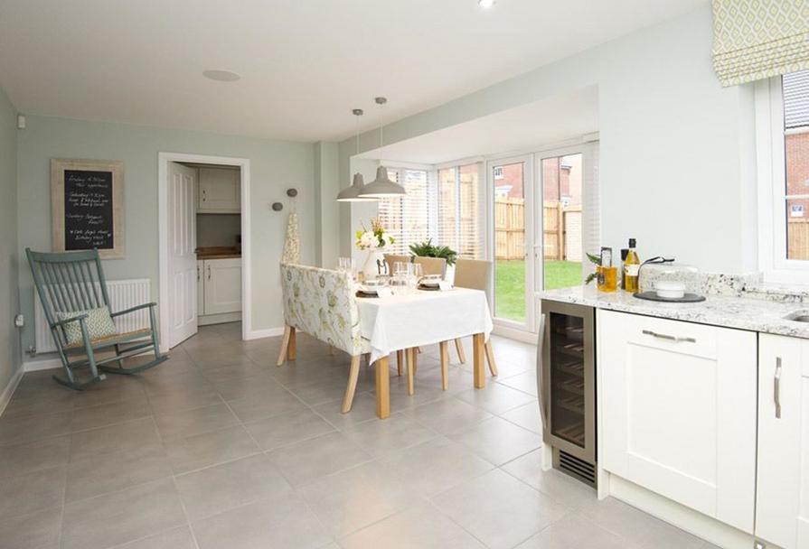 Holden Kitchen/Dining/Family Room
