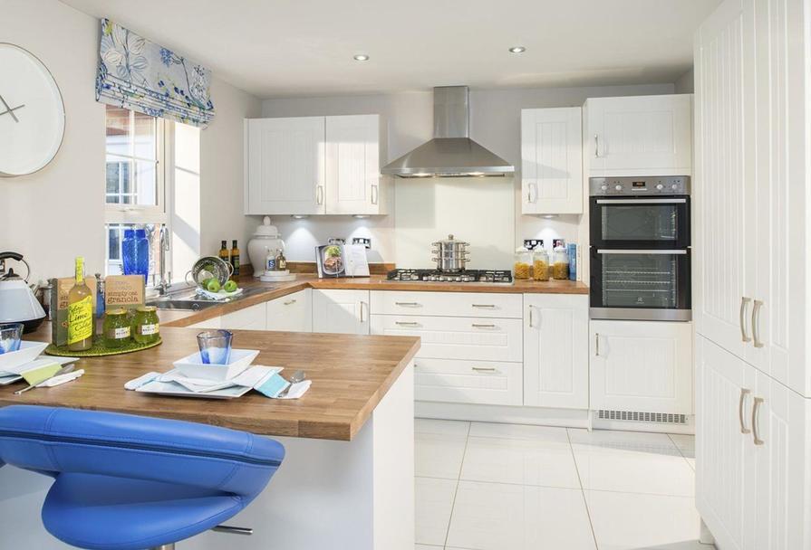 Bradgate kitchen