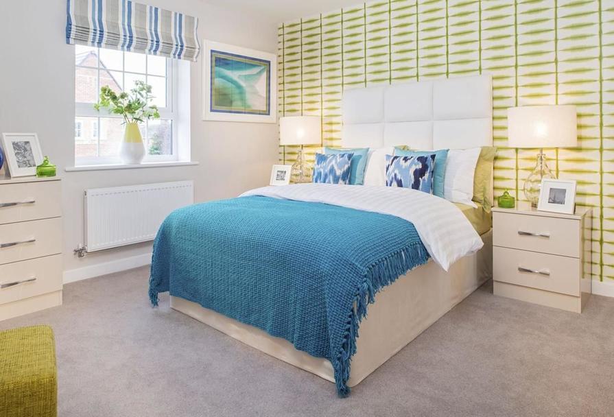 Bradgate bedroom