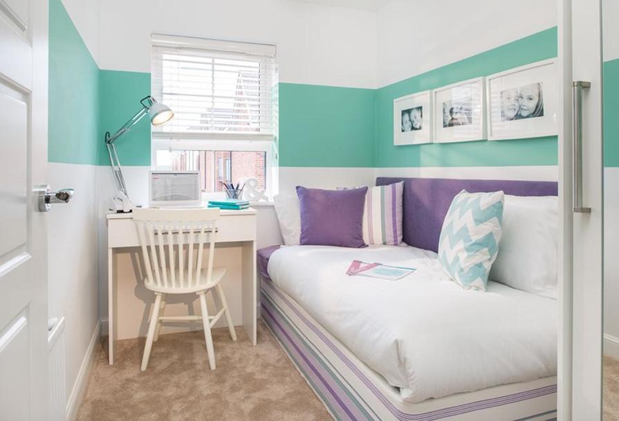 The Milton Single bedroom