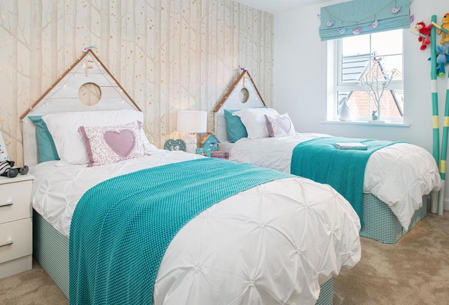 The Milton Double bedroom
